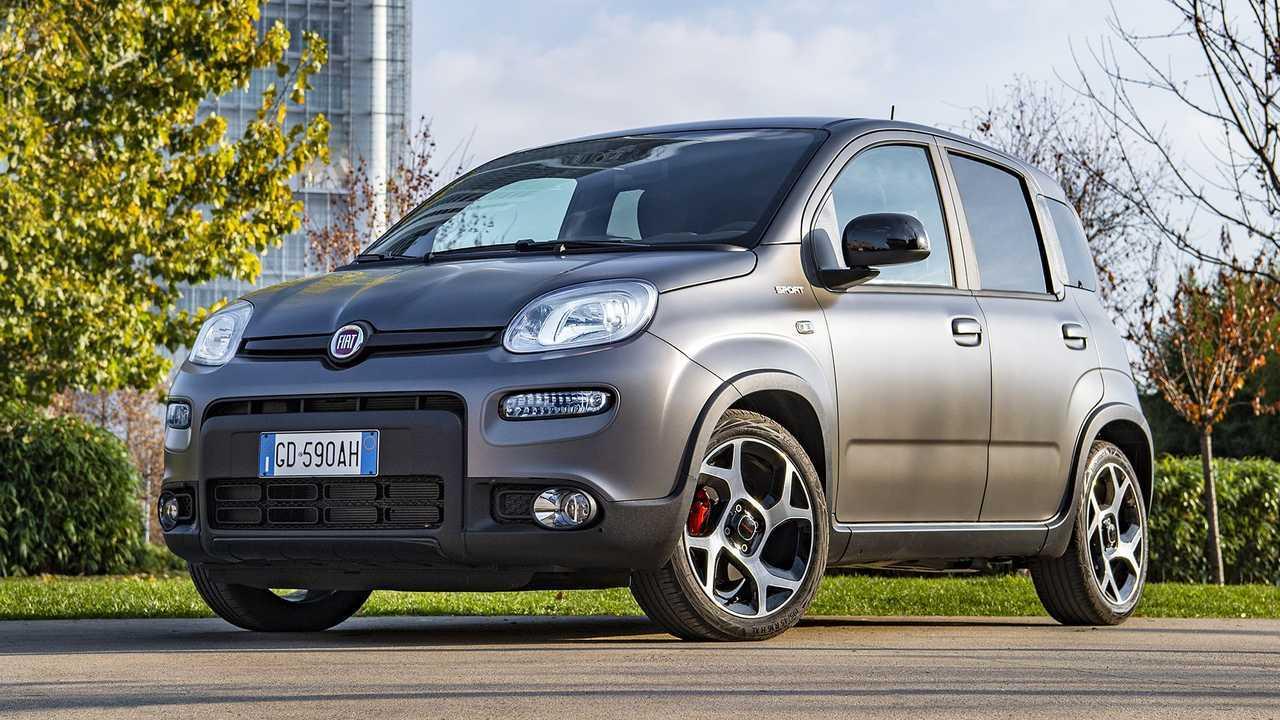 Fiat Panda Sport (2020)