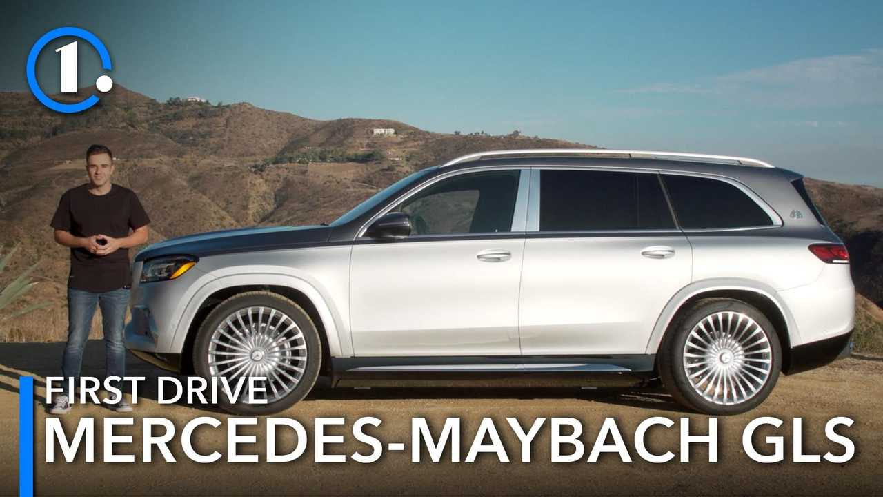 2021 Mercedes Maybach Gls 600 First Drive Review Ornate Opulence