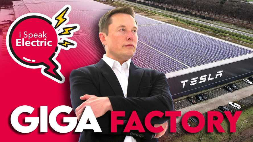 What Is A Gigafactory?