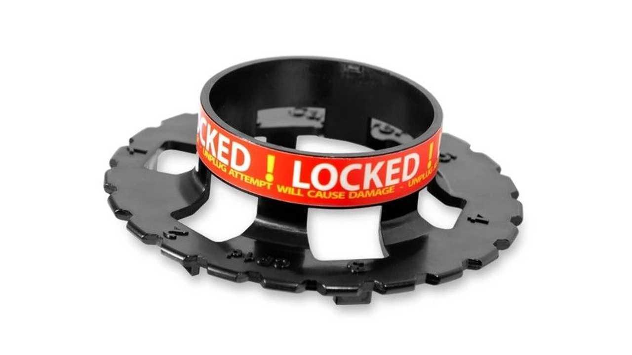Model 3 adapter lock