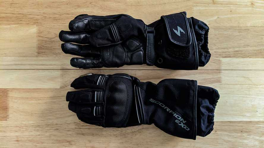 Gear Review: Scorpion EXO Tempest Waterproof Gloves
