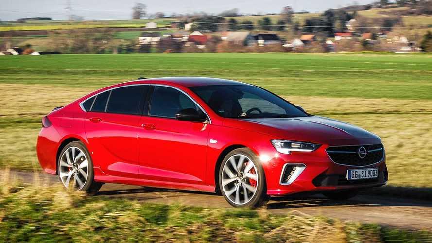 Opel Insignia GSi (2020) im Test