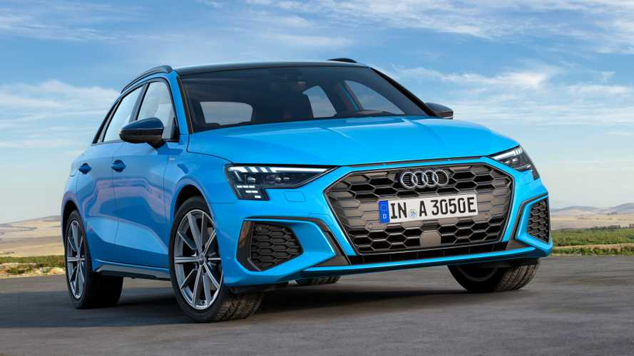 Audi A3 plug-in hybrid revealed starting just over £33,000