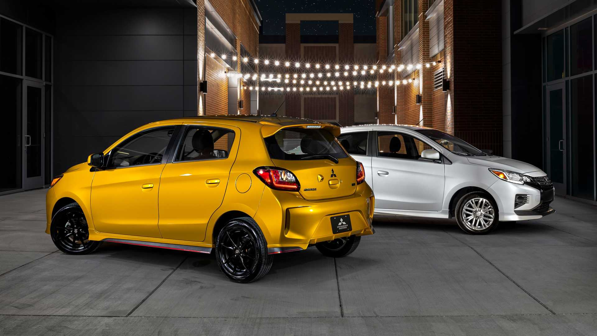 2021 mitsubishi mirage priced from $14,295, chevy spark