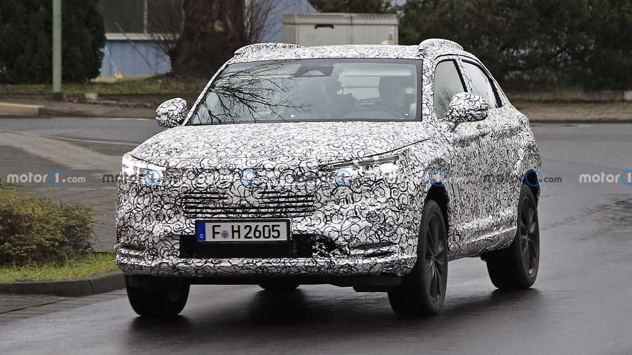 New Honda HR-V Spy Photos