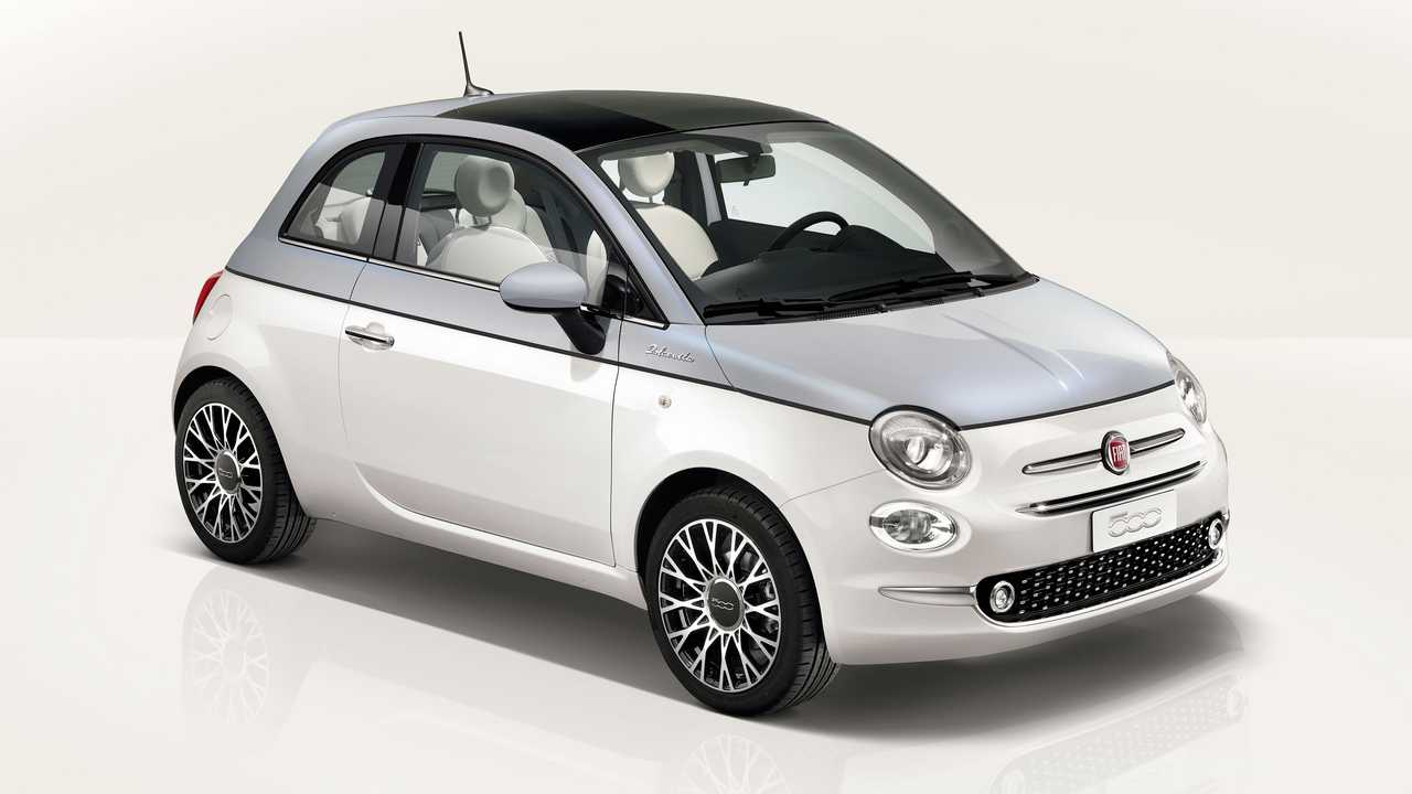 Fiat 500 Turtleneck