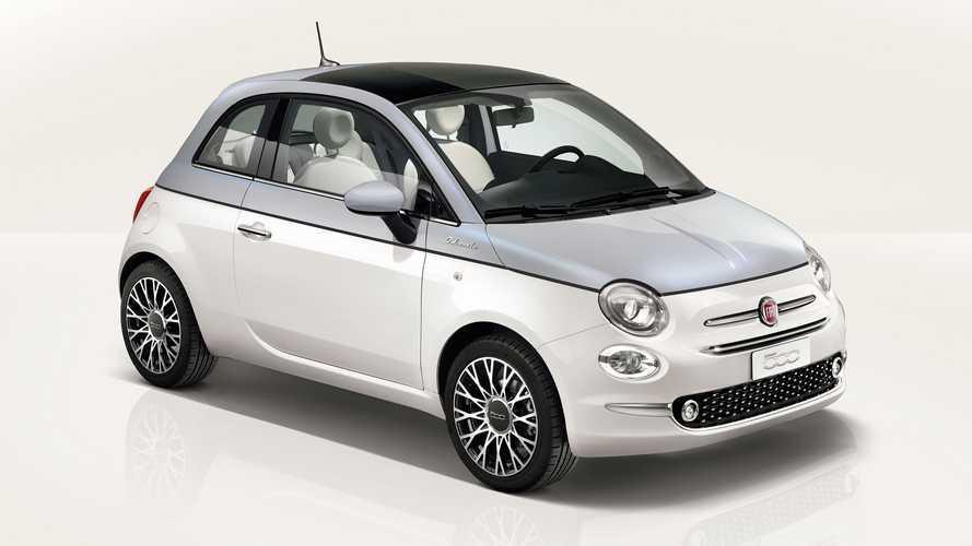 Új kiszerelésekben, új színekkel támad a Fiat 500 2021-ben