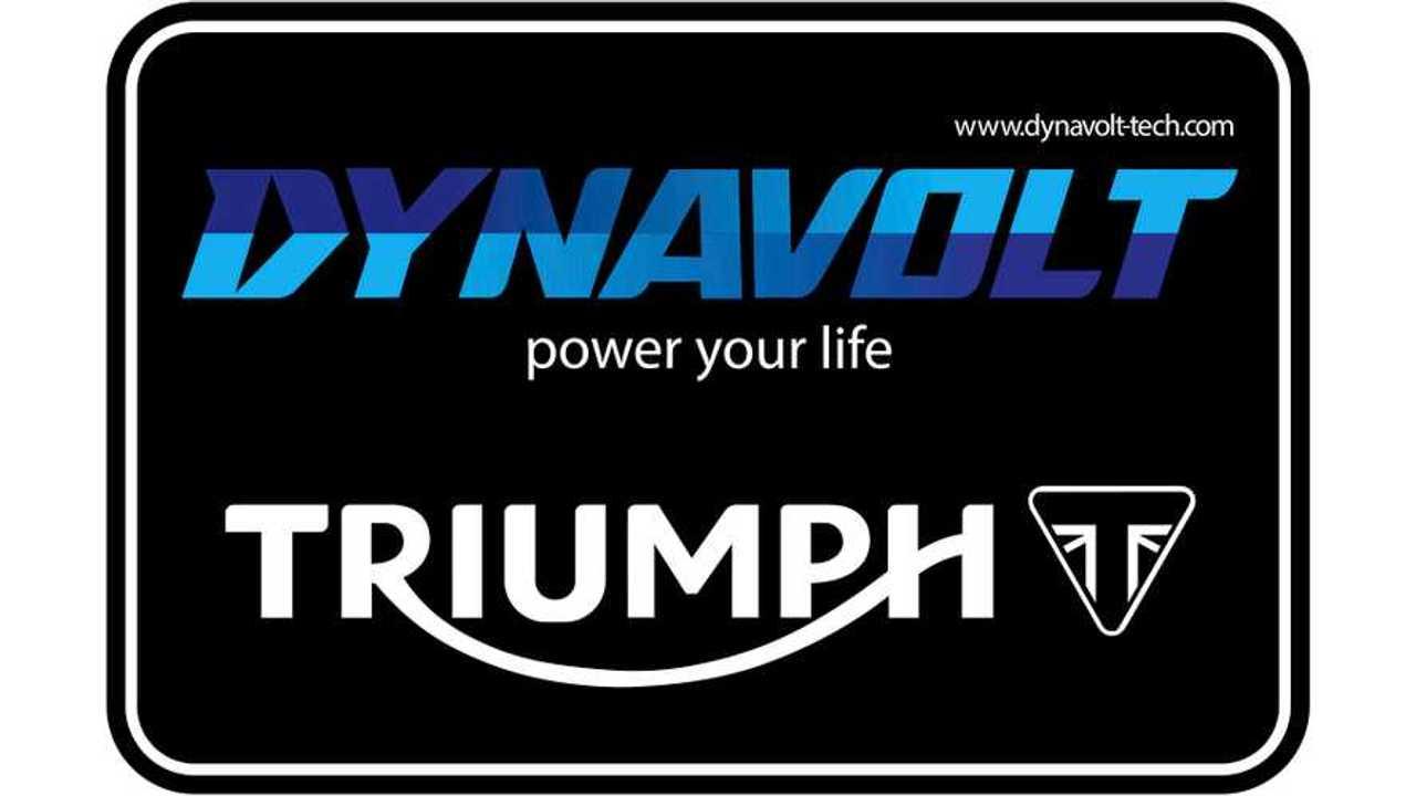 Triumph X Dynavolt