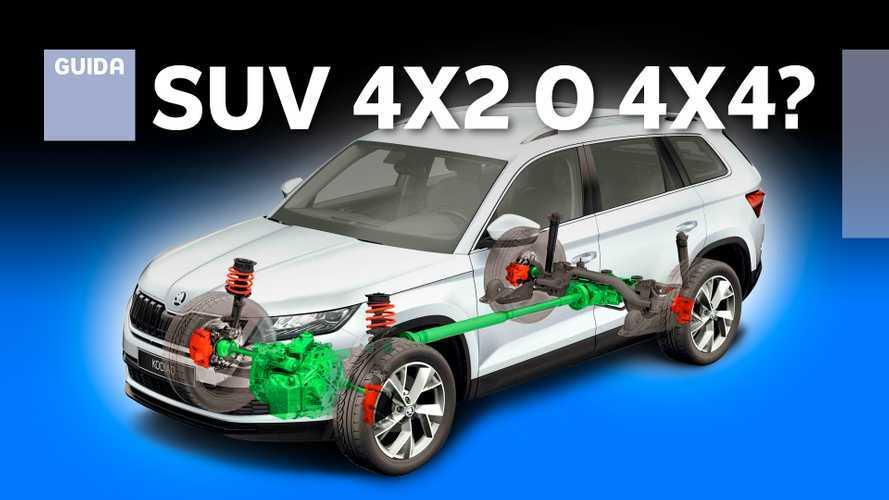 SUV a trazione anteriore o integrale, a chi conviene cosa?