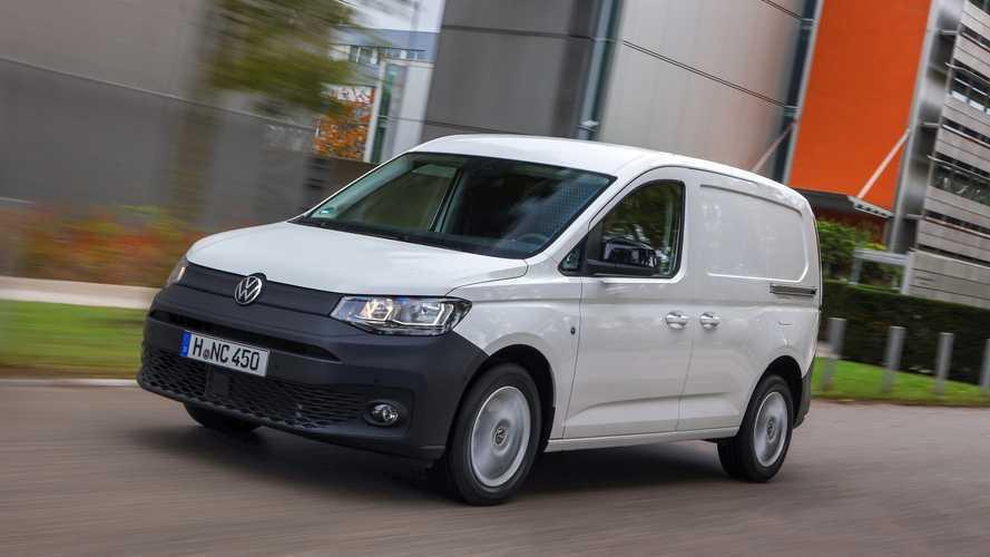Nuovo Volkswagen Caddy ecco i prezzi della versione furgone