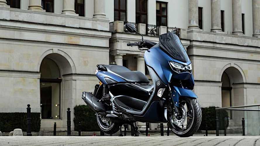 Yamaha Nmax 125 dan D'elight Scooters Masuk Pasar Eropa