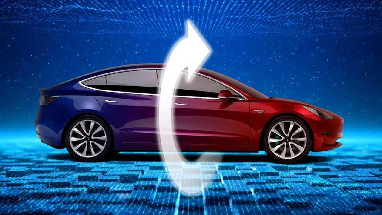 Tutti gli aggiornamenti OTA della Tesla Model 3
