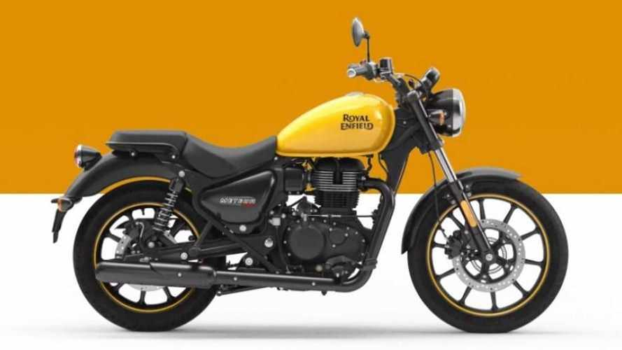 The Royal Enfield Meteor 350 Named Bike Of The Year
