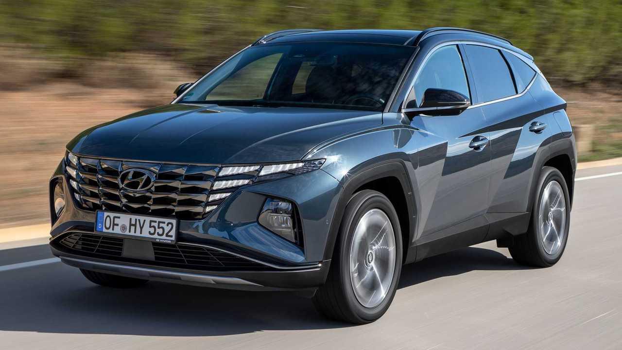 Hyundai Tucson (2021) dynamisch