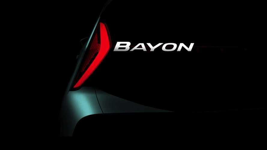Hyundai Bayon (2021): Neues Kleinwagen-SUV startet Anfang 2021
