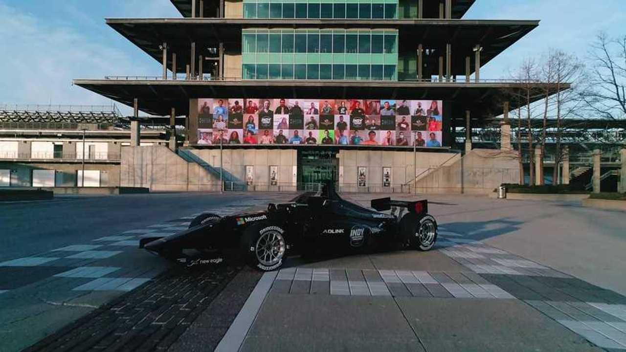 Indy Autonomous Challenge, le Dallara che van da sole