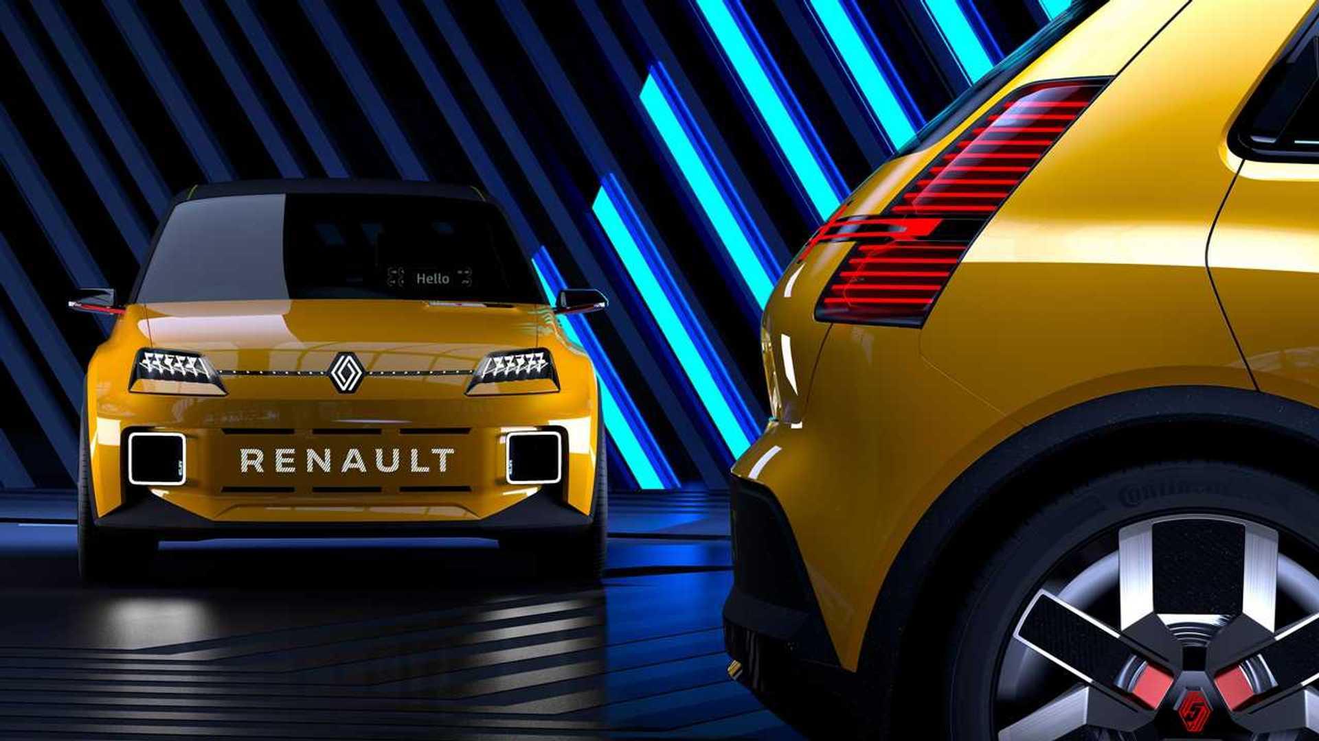 Renault anuncia o lançamento de sete carros elétricos até 2025