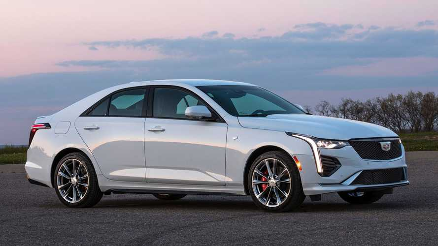 About 1,000 Cadillac CT4 Sedans Delivered With Wrong Badges