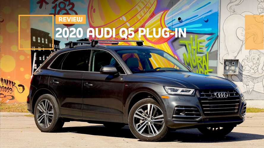 2020 Audi Q5 Plug-In Long-Term Review: Living And Learning