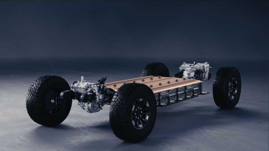 GMC Hummer EV basiert auf eigener Elektro-Plattform namens BT1XX