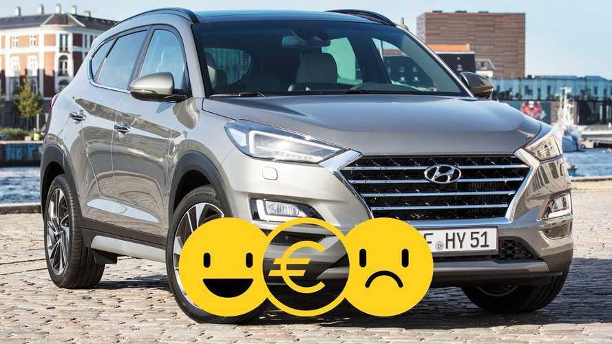 Promozione Hyundai Tucson MY 2020, perché conviene e perché no