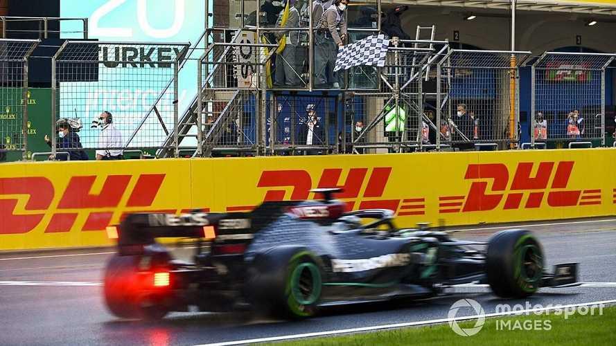 Victoria y mundial de Hamilton en un increíble GP de Turquía