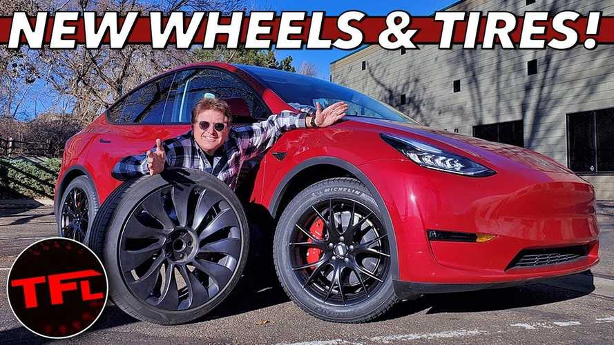 Tesla Model Y All-Weather Tires: How Do They Compare To All-Seasons?