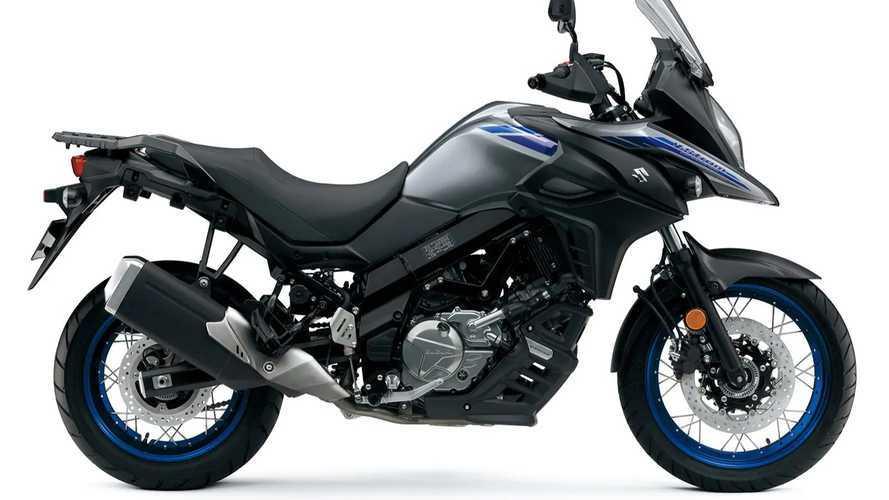 Suzuki Launches 2021 V-Strom 650XT In Australia
