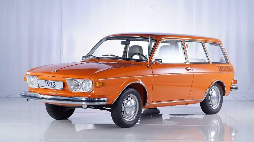 VW 411/412 (1968-1974): Kennen Sie den noch?