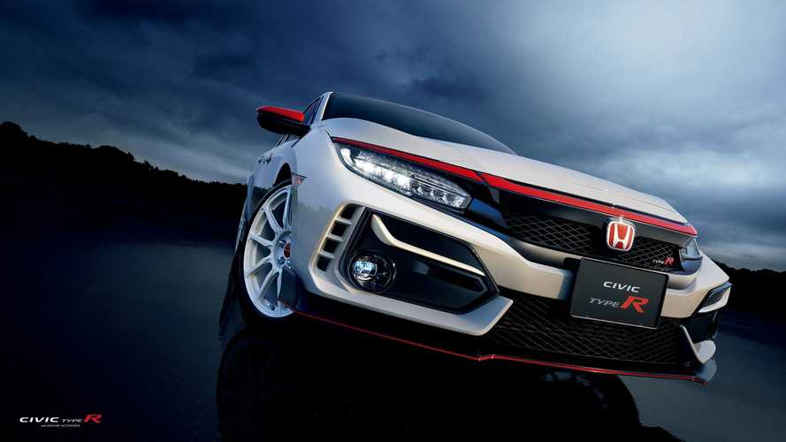 Bling Up Your Civic Type R With Dealer-Installed Honda Access Items