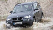 BMW X3, la prima generazione