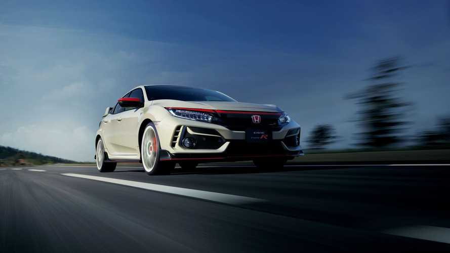 Honda Civic Type R Japan Modulo