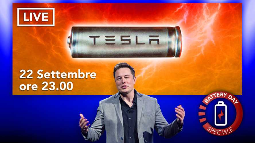 Tesla Battery Day, rivedi il video commentato da InsideEVs