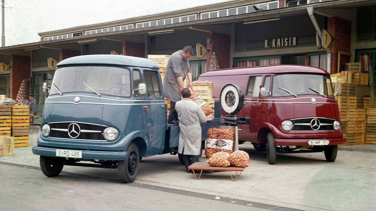 Mercedes-Benz L 319 und O 319 (1955-1968)