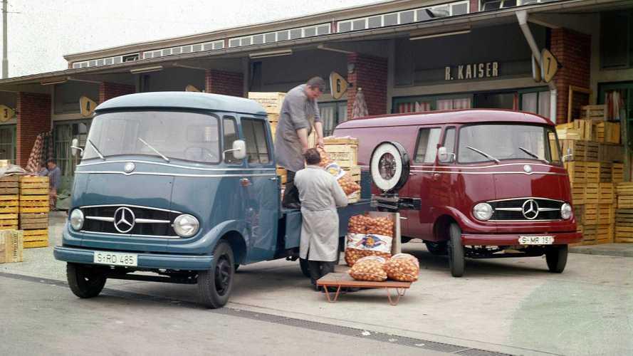 Mercedes L 319/O 319: Premiere vor 65 Jahren