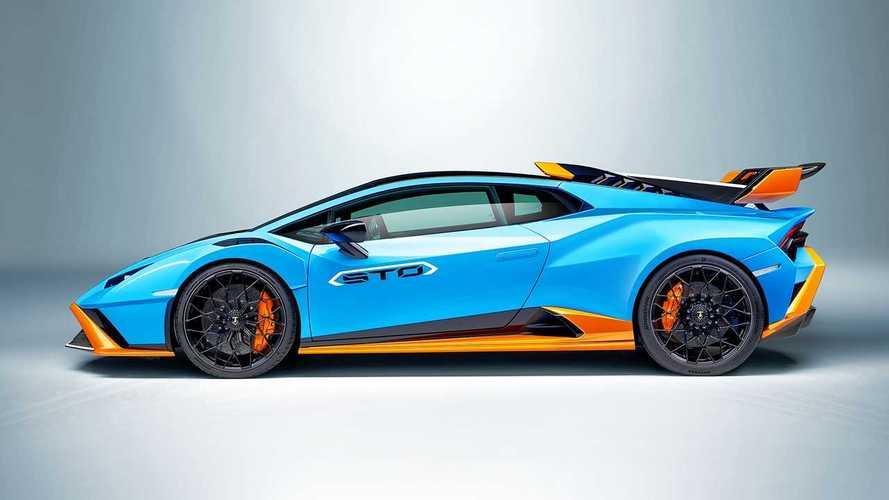 Lamborghini Huracan STO, trafiğe çıkabilen bir yarış otomobili gibi