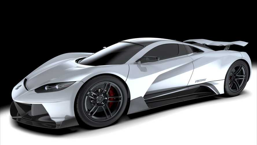 Elation Freedom announced as 'first luxury EV hypercar' made in US