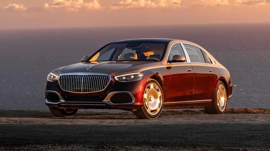 2021 Mercedes-Maybach S-Class Costs $68,600 More Than Benz Model