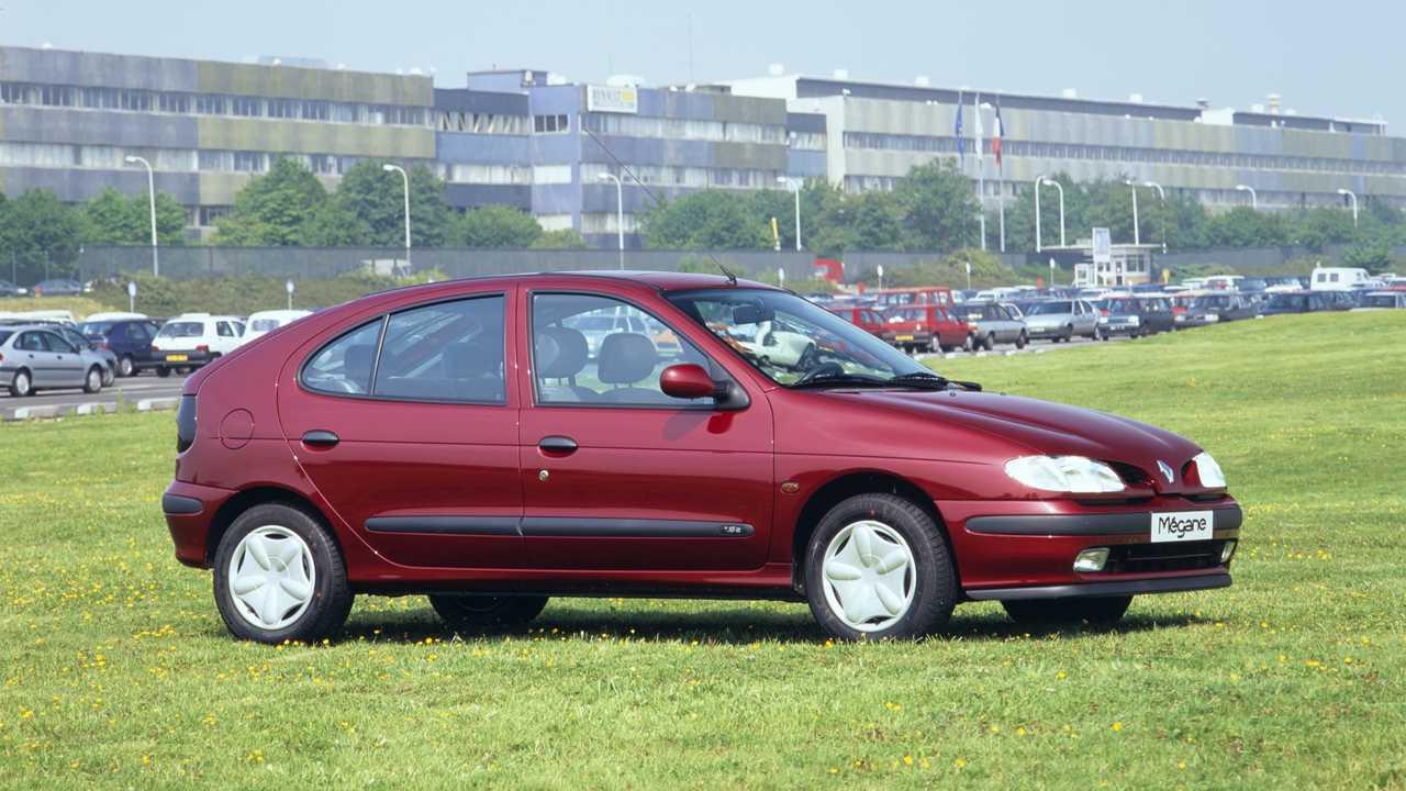 Renault Megane Mk1 (1995 – 2002)