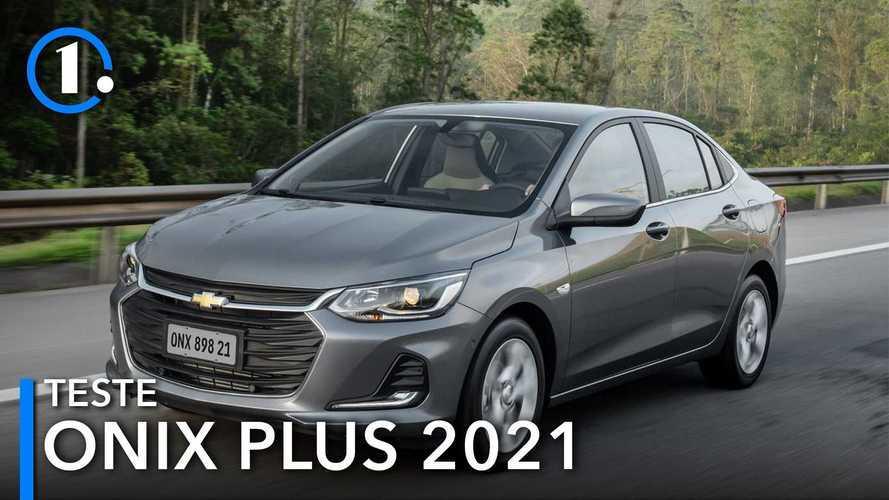Vídeo: Chevrolet Onix Plus Premier 2021 segue como boa opção?