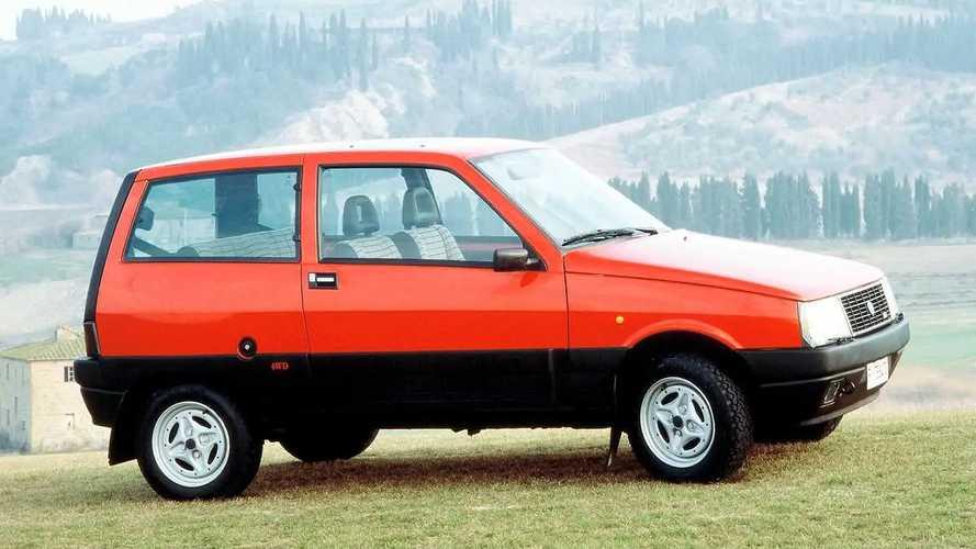 35 anos do Lancia Ypsilon, do Y10 até hoje