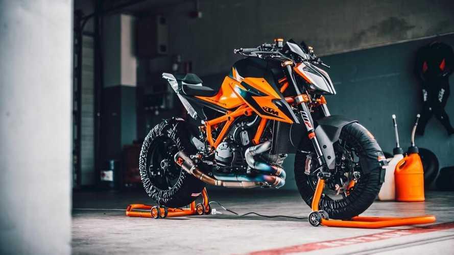 KTM 1290 Super Duke RR: se prepara la versión extrema de la bestia