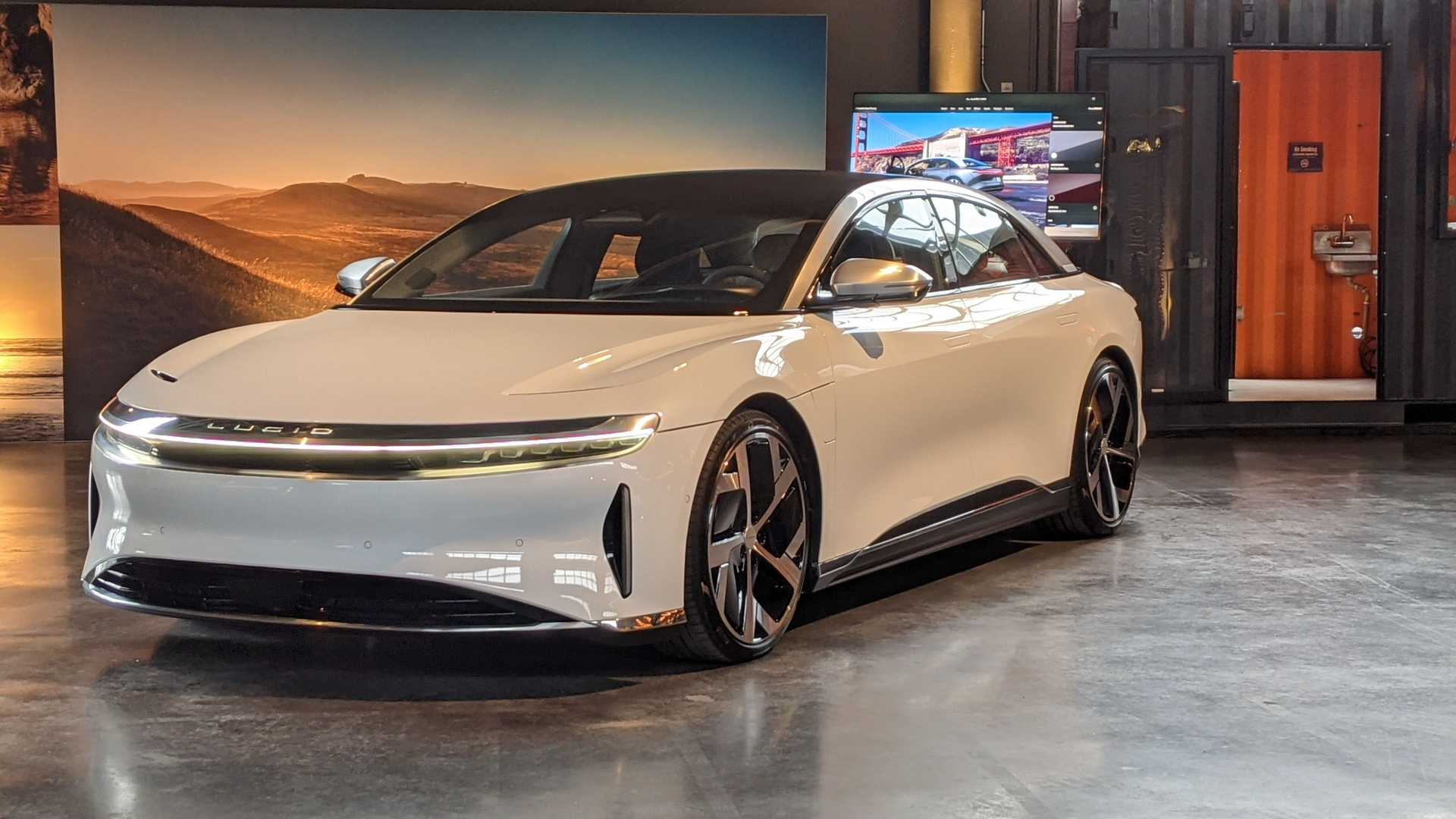 Lucid Motors Reportedly Discussing Going Public Via SPAC