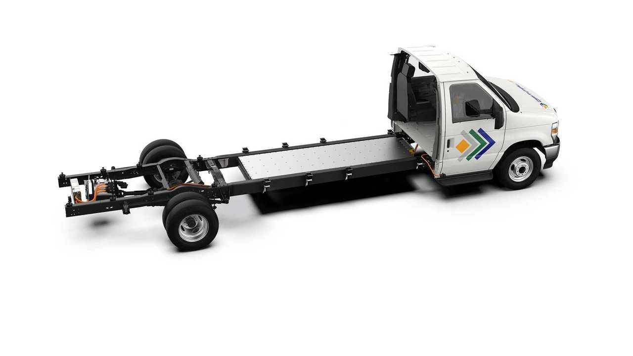 Optimal-EV E1 chassis