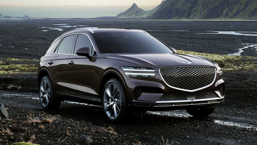 2022 Genesis GV70 Walkaround Video Shows The Suave SUV In Great Detail