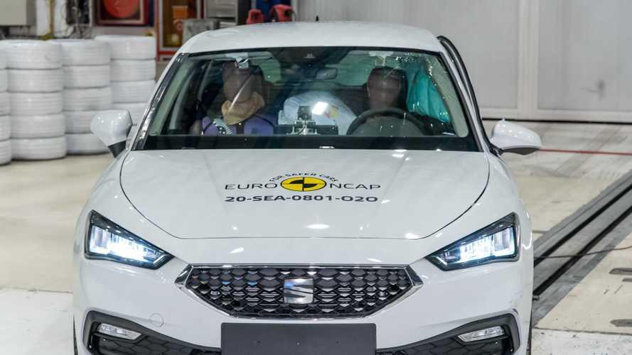 Euro NCAP crash & safety tests of SEAT Leon (2020)