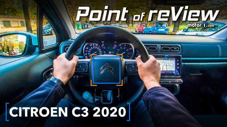 Citroen C3 2020, la prova del 1.2 da 110 CV da un nuovo punto di vista