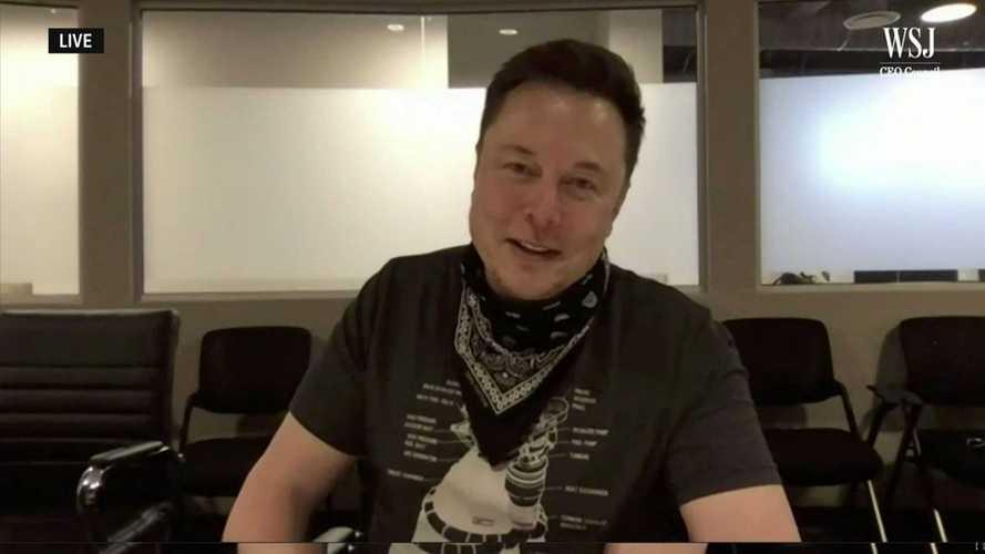 Nagyon kevés autón múlott Elon Musk év eleji ígérete