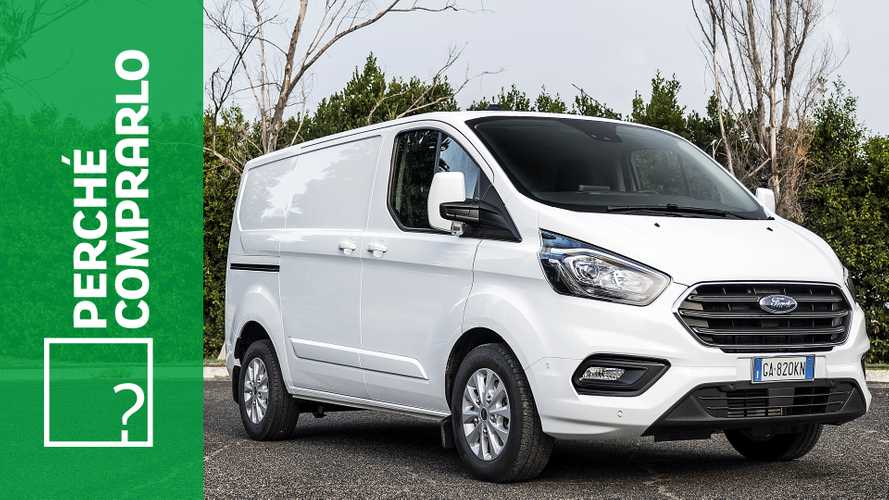Ford Transit Custom Plug-in Hybrid | Perché comprarlo... e perché no