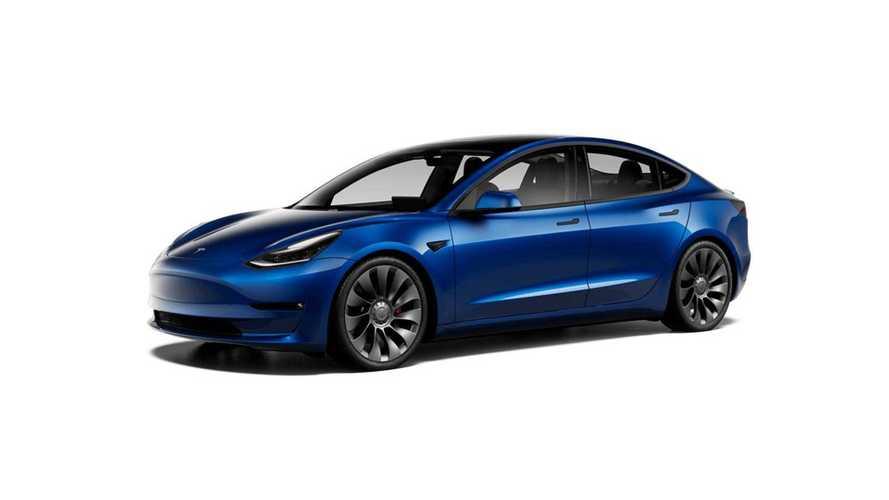 Tesla Model 3 Performance 20'' Überturbine Wheels (design studio U.S. - October 2020)